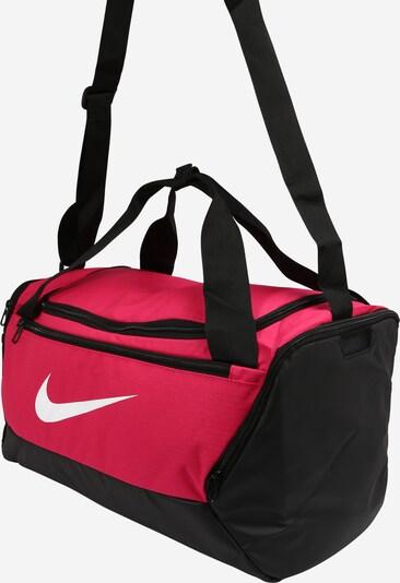 NIKE Bolsa de deporte 'BRSLA S DUFF - 9.0' en rosa / negro, Vista del producto