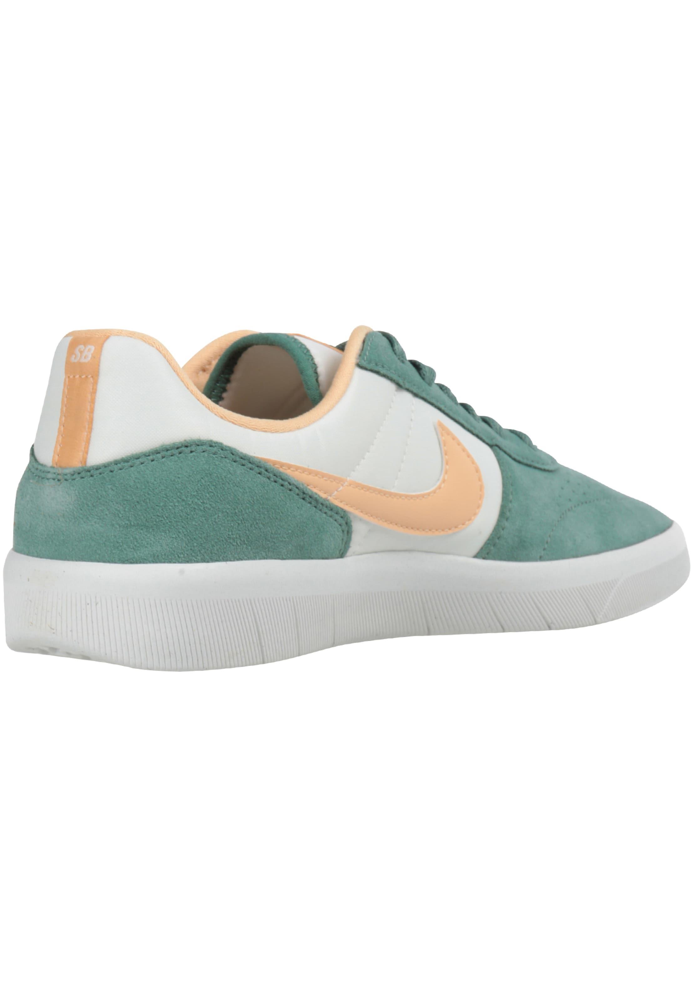 Classic' Sneaker In Weiß Sb Nike 'team PetrolApricot JTF1cK3l