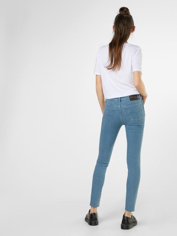 Bleu Denim En Levi's Jean 8 Line rdCosthBQx