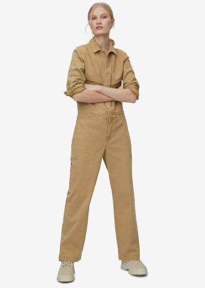 Marc O'Polo Jumpsuit in de kleur Beige, Modelweergave