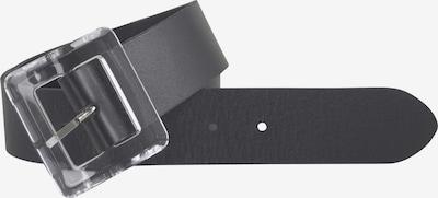 heine Gürtel in schwarz, Produktansicht