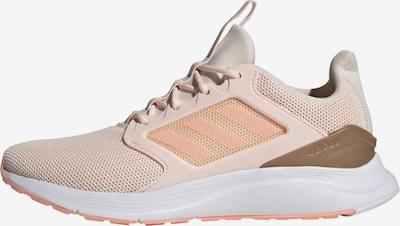 Sneaker de alergat ADIDAS PERFORMANCE pe bej / roz / alb, Vizualizare produs