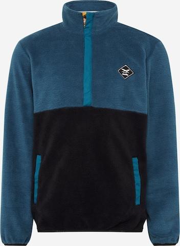 Iriedaily Fleece jacket in Black