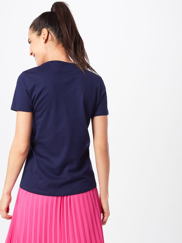 En Lacoste Lacoste shirt T Marine En Marine shirt Lacoste T WEDHI92Y