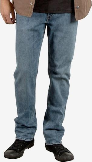 Volcom Solver Jeans in blue denim, Produktansicht