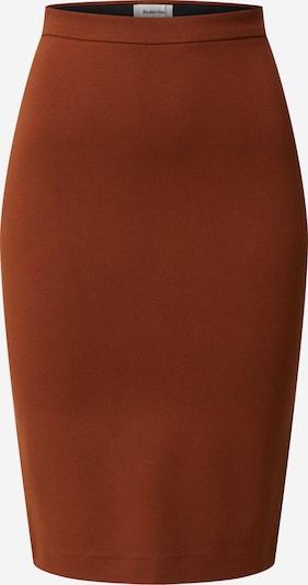 modström Jupe 'Tanny' en marron, Vue avec produit