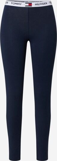 TOMMY HILFIGER Pantalon de pyjama en bleu marine / blanc, Vue avec produit