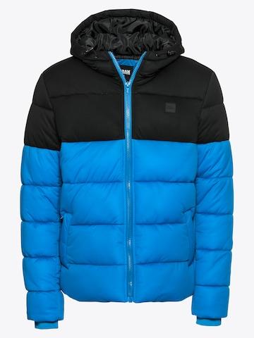 Urban Classics Jacke in Blau