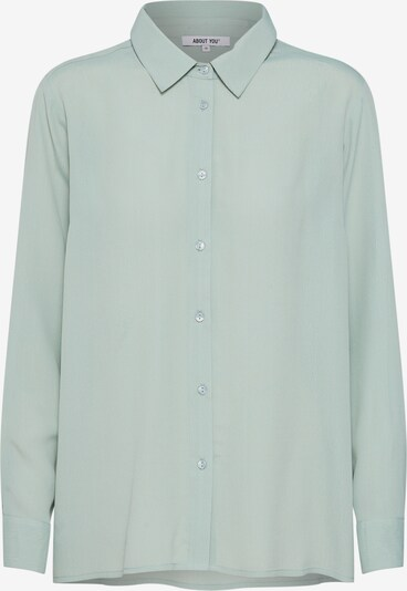 ABOUT YOU Blouse 'Caren' in de kleur Jade groen, Productweergave