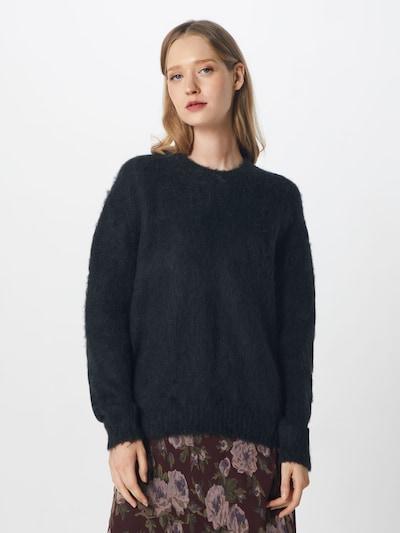 REPLAY Pullover 'Masche' in schwarz, Modelansicht