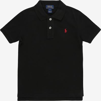 Tricou POLO RALPH LAUREN pe negru, Vizualizare produs