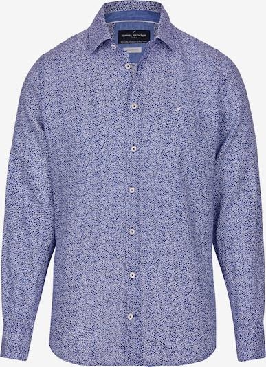 DANIEL HECHTER Hemd in blau / weiß, Produktansicht