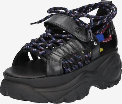 Buffalo London Sandale 'ELIN' in schwarz, Produktansicht