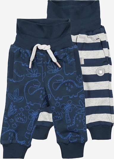 SIGIKID Hose in blau / dunkelblau / hellgrau, Produktansicht