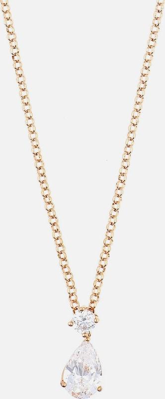 ESPRIT Halskette 'Drop Solitaire'