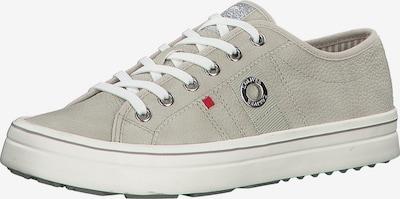 s.Oliver Sneaker in grau, Produktansicht