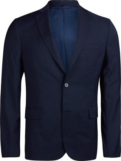 J.Lindeberg Blazer Hopper Soft Comfort Woll- in blau, Produktansicht