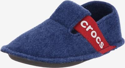 Crocs Hausschuhe 'Classic Slipper K' in dunkelblau, Produktansicht