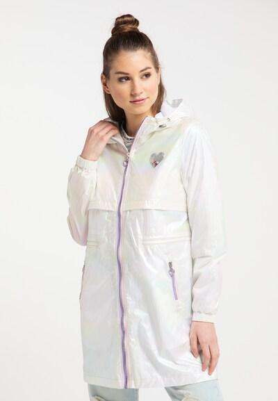 MYMO Parka in weiß, Modelansicht