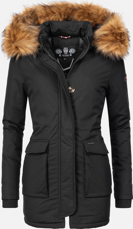 Navahoo 2in1 Herren Winterjacke Winter Jacke Warm Parka