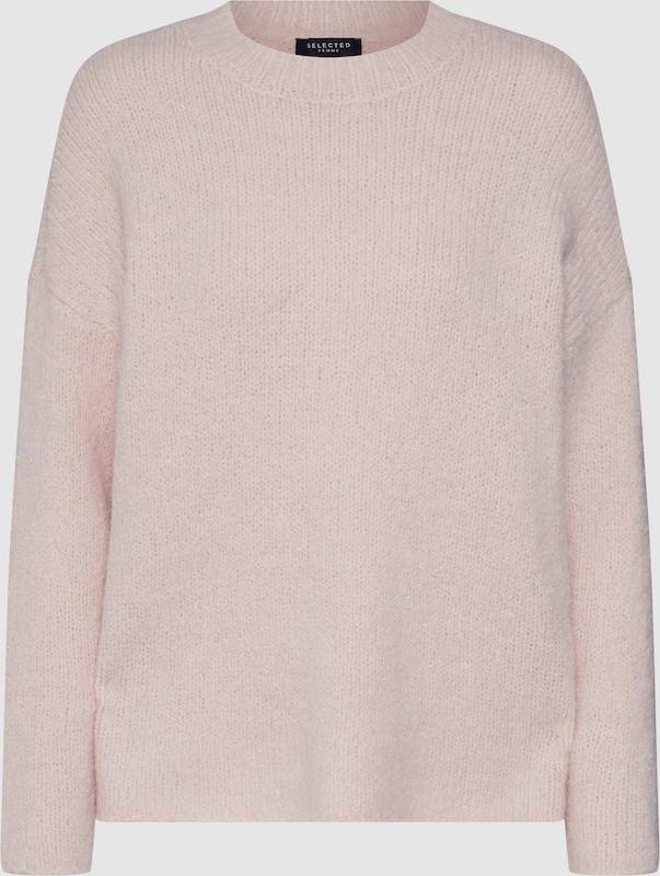 SELECTED FEMME Pullover 'REGINA NOOS' in rosé rosé rosé  Große Preissenkung 951790