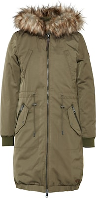 TOM TAILOR Langer Winterparka