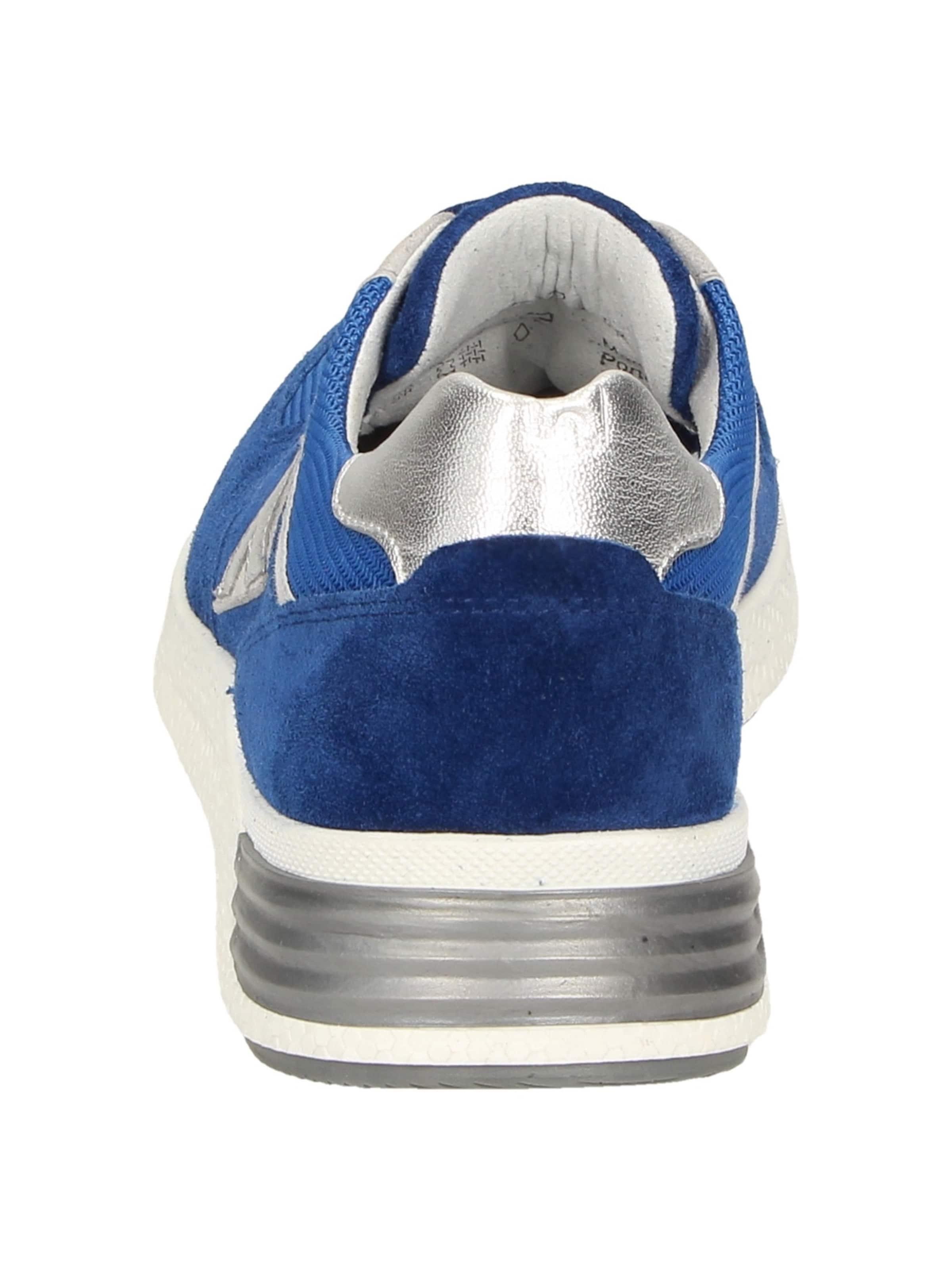 Sneaker 'natovia 701' Sioux In Blau TFK1Jcl