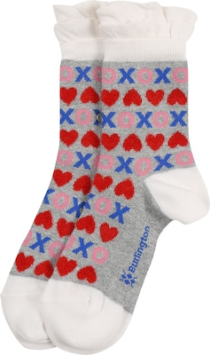 BURLINGTON Socken 'Xoxo'