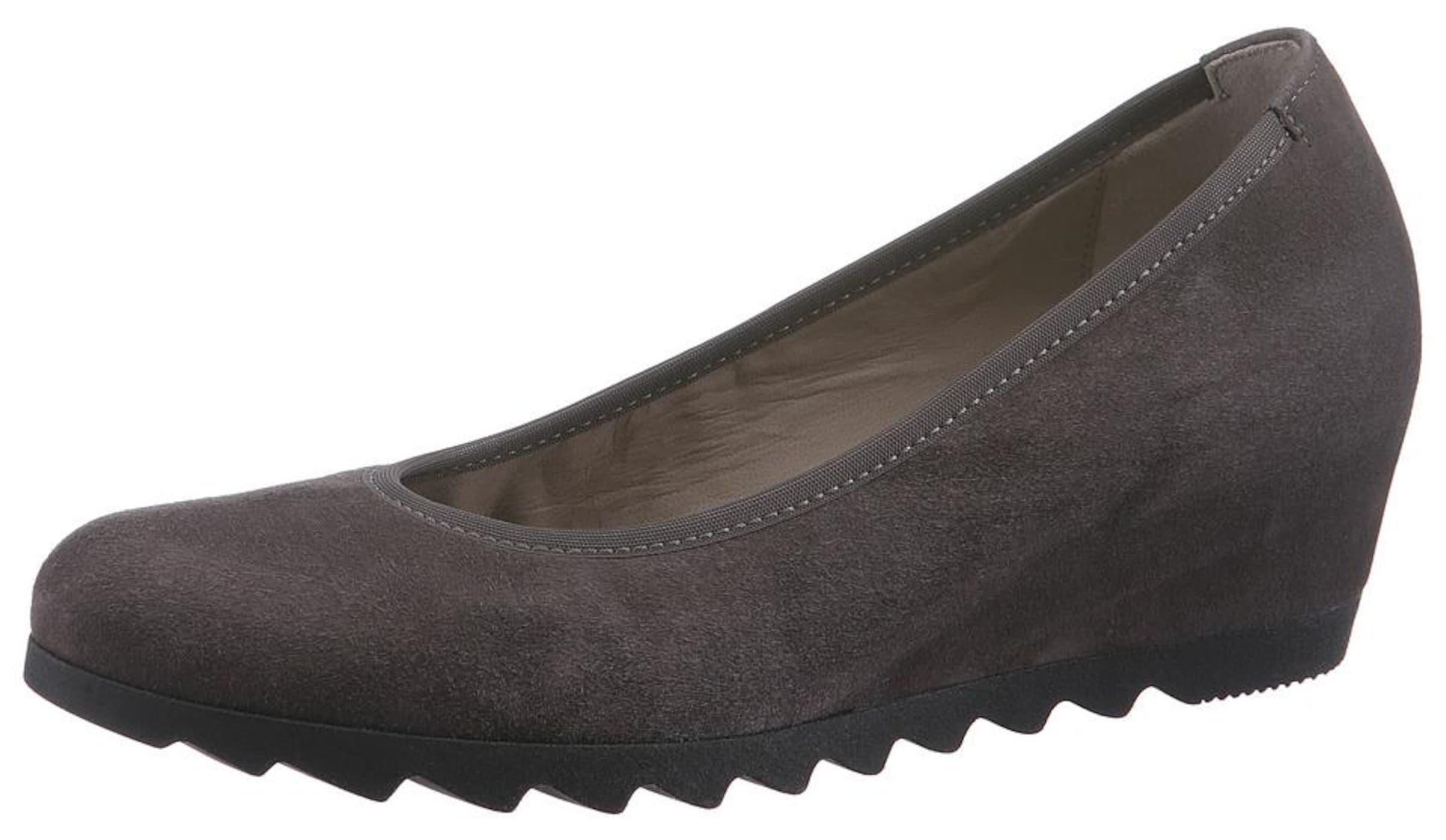 GABOR Keilpumps Verschleißfeste billige Schuhe Hohe Qualität