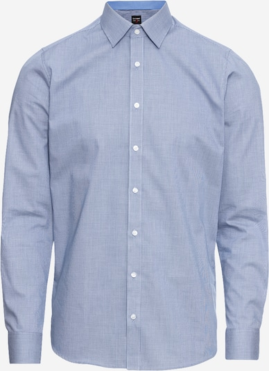 OLYMP Business shirt 'Level 5 Faux Uni' in marine, Item view