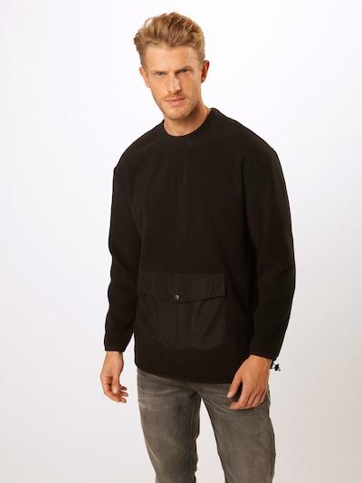 Megztinis be užsegimo 'Polar' iš Urban Classics , spalva - juoda: Vaizdas iš priekio
