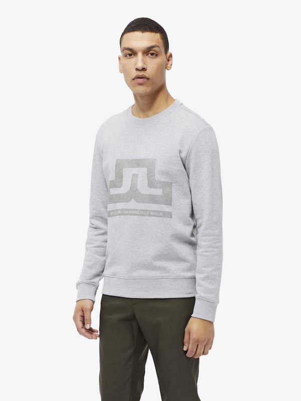 J.Lindeberg 'Throw Ring Loop P' Sweatshirt