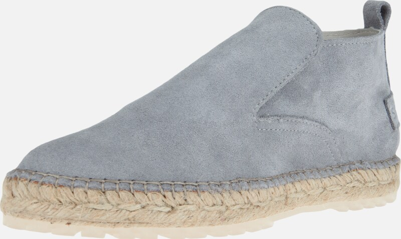 SHABBIES AMSTERDAM Espadrille LOAFER SUEDE SUEDE SUEDE 8ee886