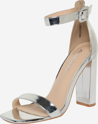 Sandalai 'CLEO' iš Public Desire , spalva - Sidabras, Prekių apžvalga