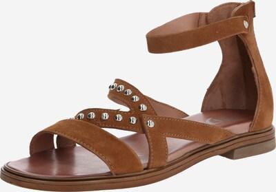 MJUS Sandale 'GRAM' in braun, Produktansicht