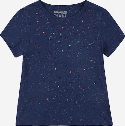 Tricou STACCATO pe albastru noapte / culori mixte, Vizualizare produs