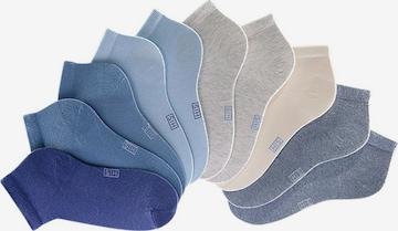 H.I.S Socks in Blue
