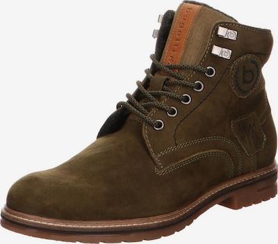 bugatti Stiefel in hellbraun / khaki, Produktansicht