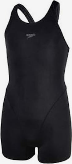 SPEEDO Badeanzug in schwarz, Produktansicht