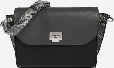 TOM TAILOR DENIM Umhängetasche 'Iza' in schwarz, Produktansicht