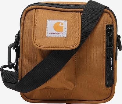Carhartt WIP Plecu soma 'Essentials Bag, Small' pieejami brūns: Priekšējais skats