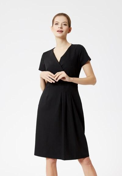 DREIMASTER Kleid in schwarz, Modelansicht