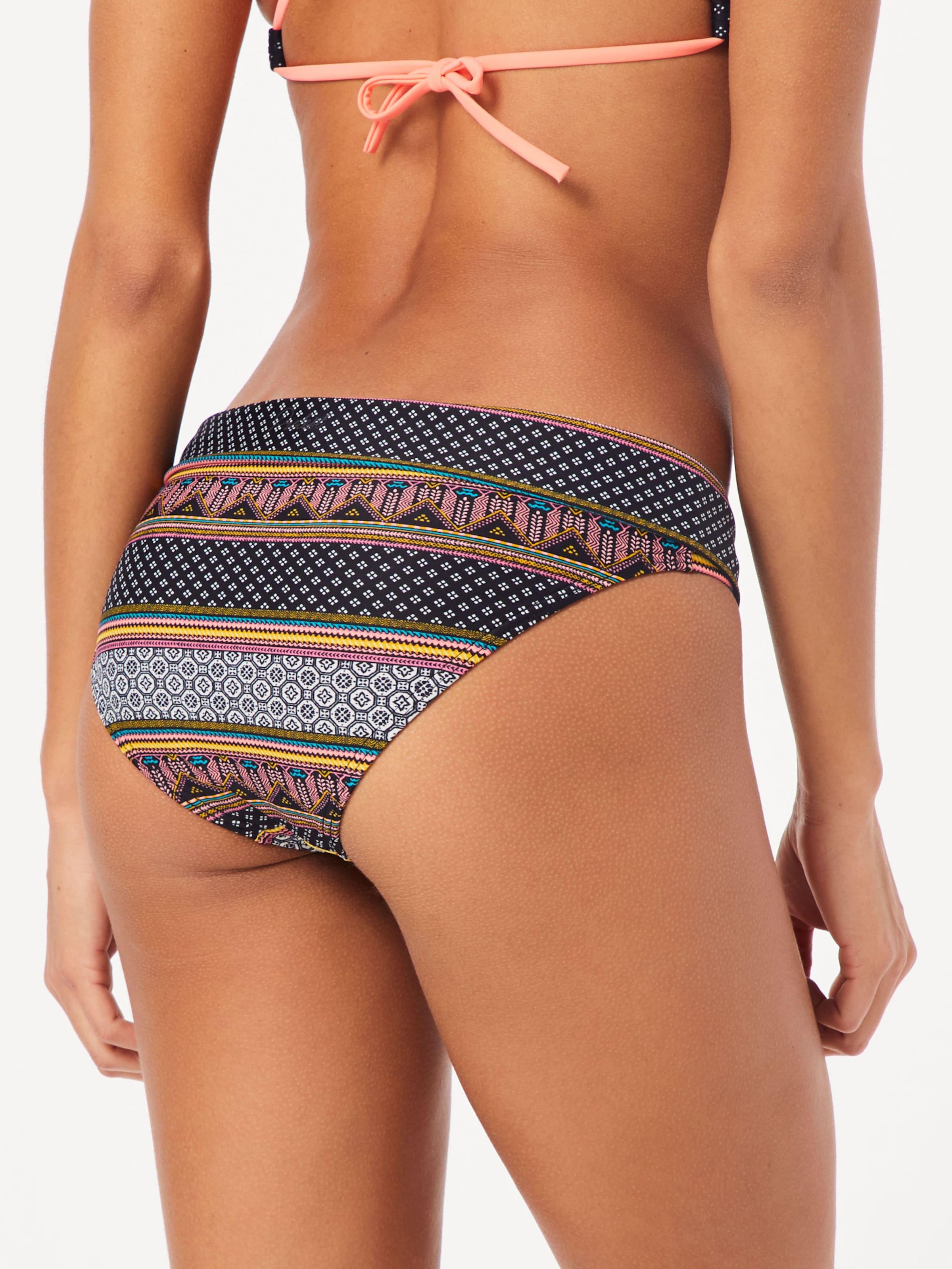 Bikini Protest GrauPfirsich Schwarz 19 'mm Bikinihose Zucci Bottom' In ZXiukOPT