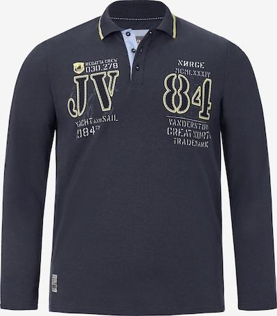 Jan Vanderstorm T-Shirt 'Radomir' en bleu, Vue avec produit
