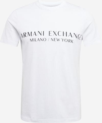 ARMANI EXCHANGE Shirt in weiß, Produktansicht