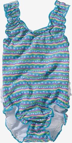 FASHY Badeanzug in Blau