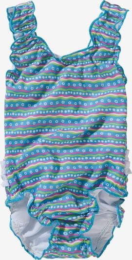 FASHY Badeanzug in türkis / mischfarben, Produktansicht
