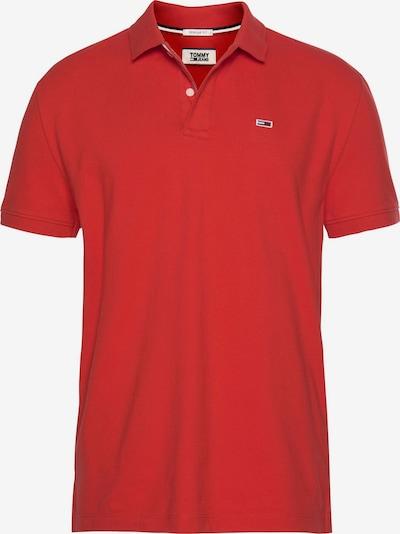Tommy Jeans T-Shirt en rouge: Vue de face