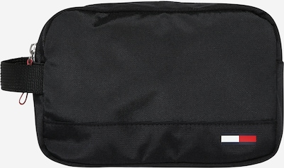 Tommy Jeans Pralna torbica 'TJM COOL CITY WASHBAG NYL' | črna barva, Prikaz izdelka