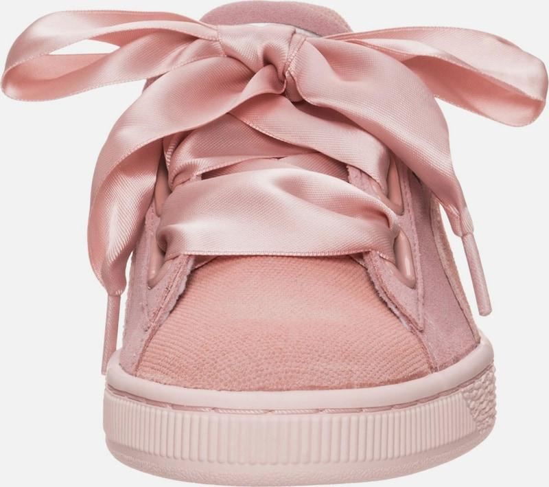 PUMA 'Suede Heart Pebble' Sneaker Damen